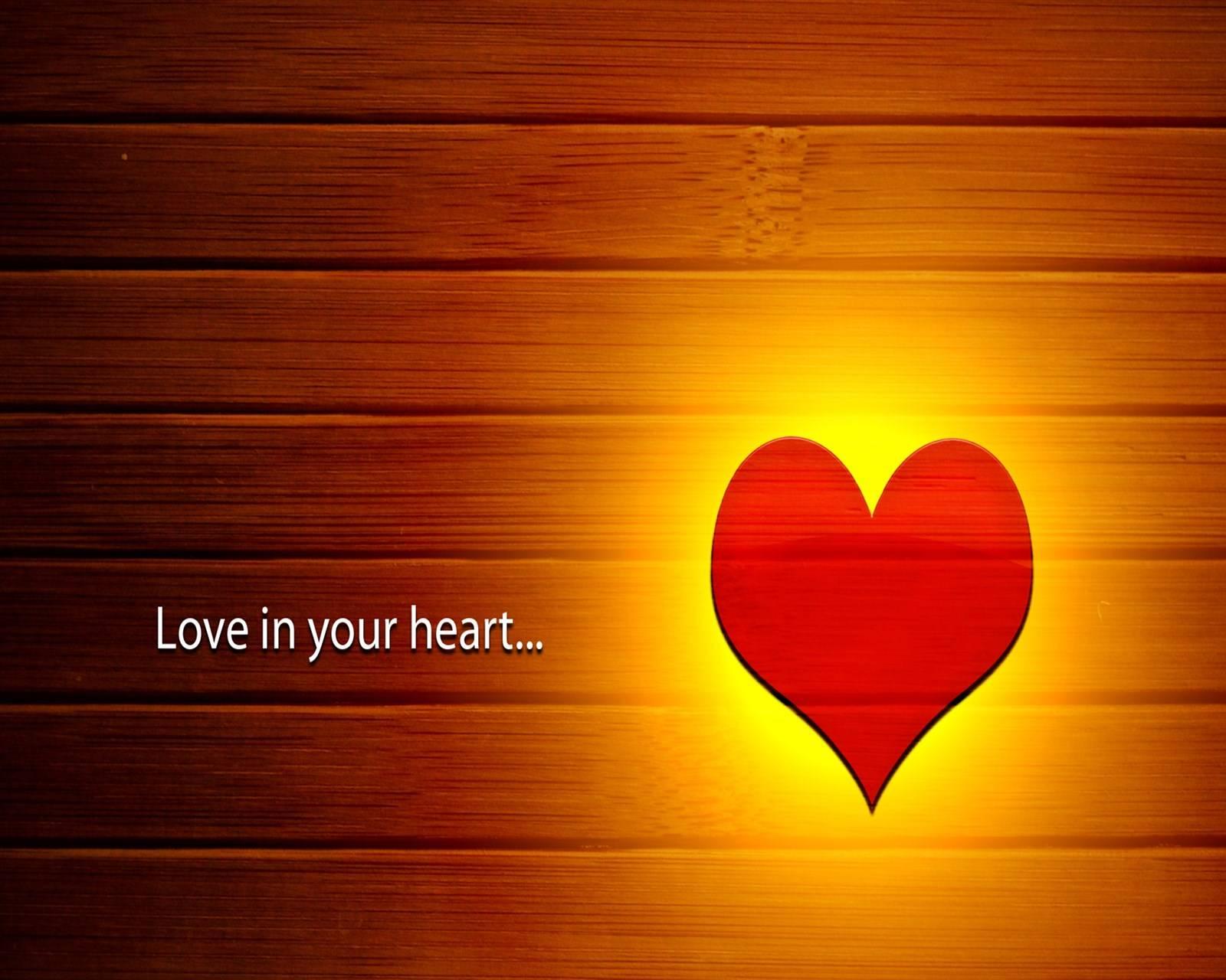 love in ur heart