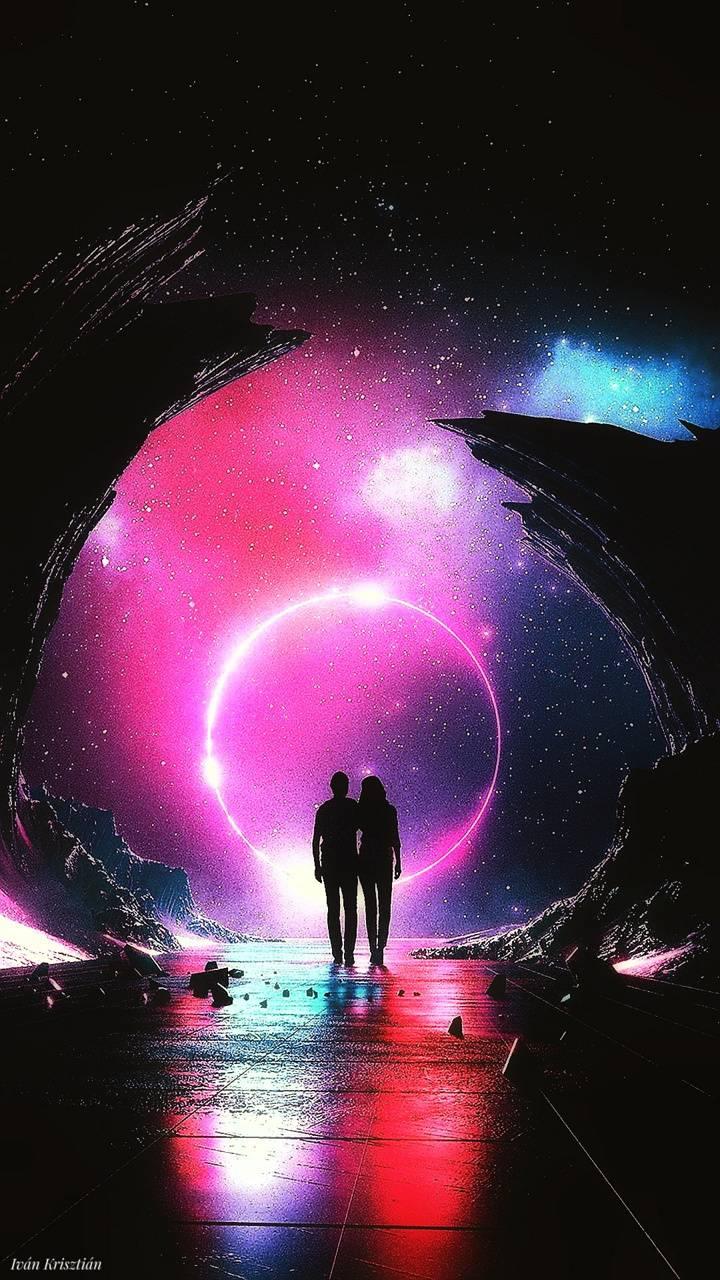 Space stargate