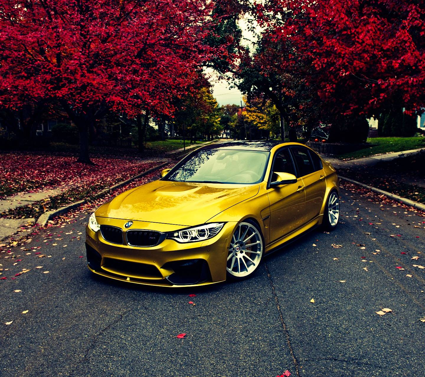 BMW M3 Wallpaper By P3TR1T