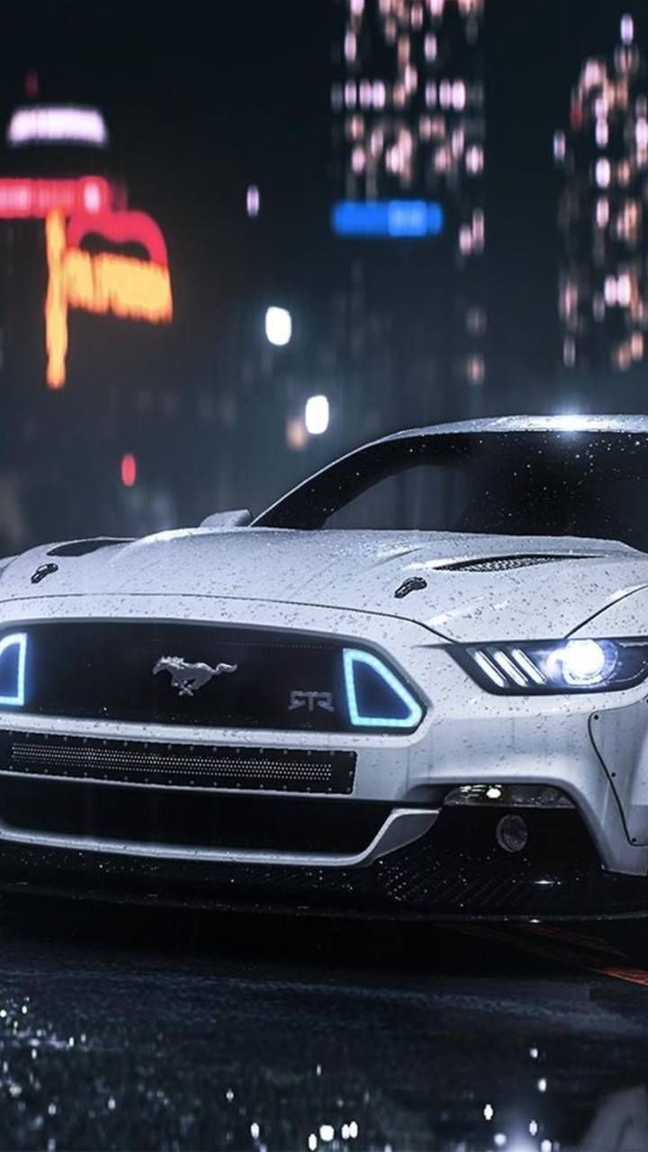 NFS Ford Mustang
