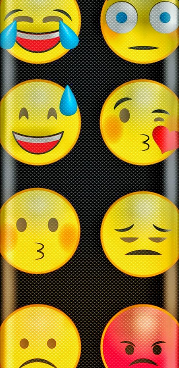Samsung Edge Emoji Wallpaper By Mrfam0us E4 Free On Zedge
