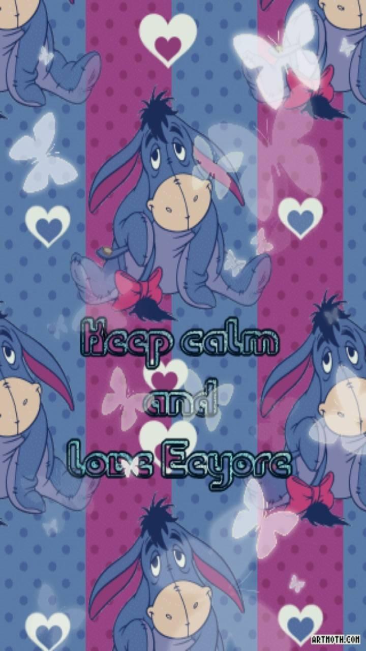 Calm Eeyore 2