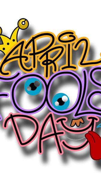 3d April Fool