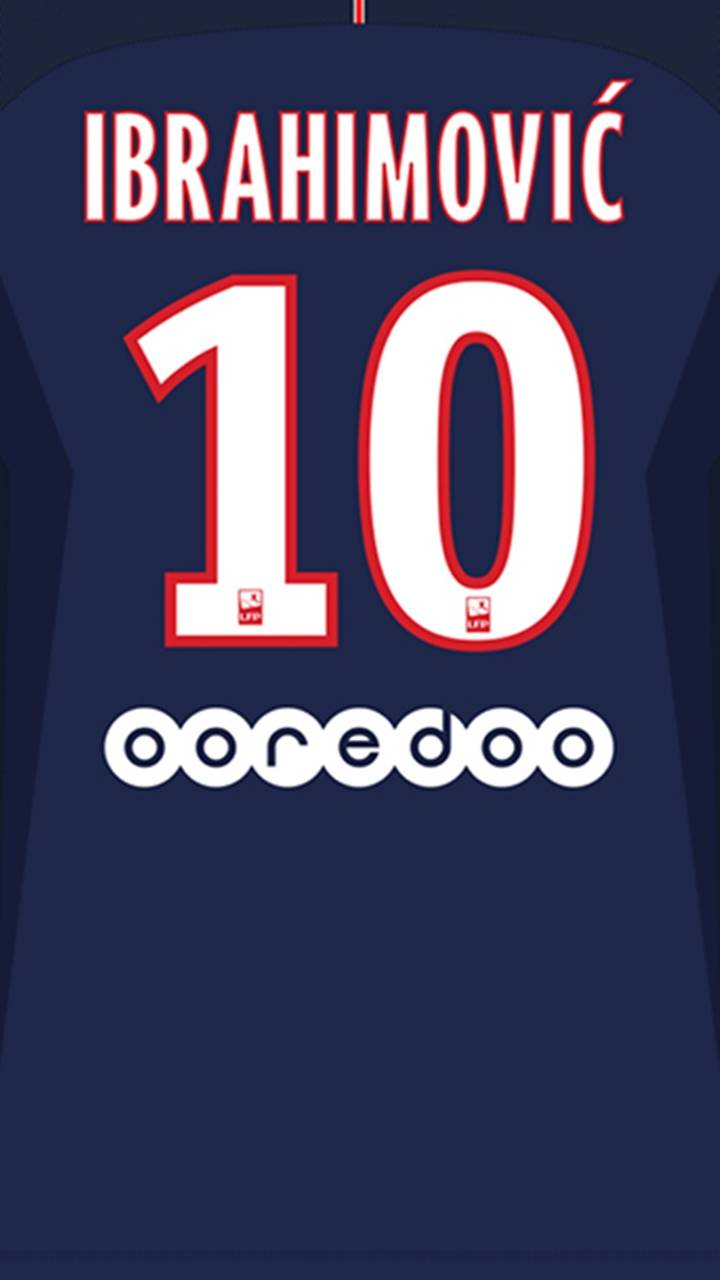 IBRAHIMOVIC PSG Wallpaper By Uspoken