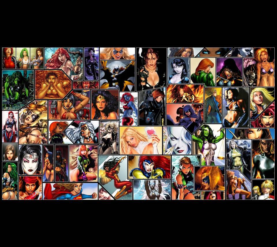Women Of The Comics