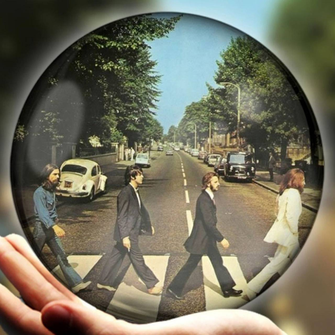 Abbey Road Bubble