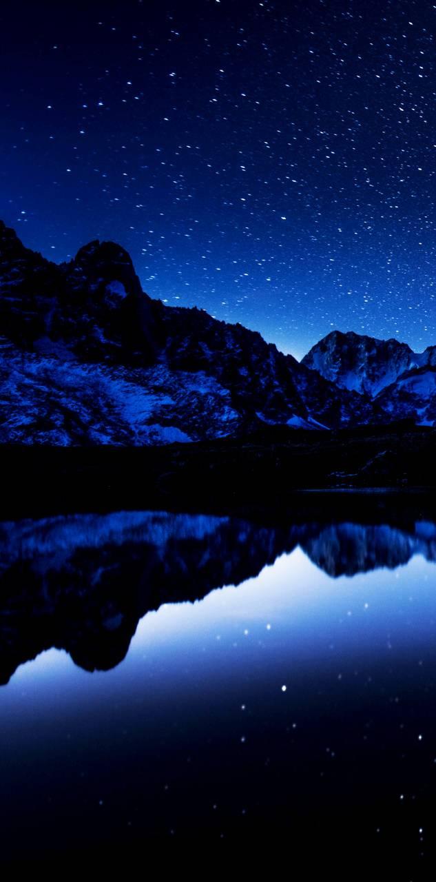 Night Stars 8k