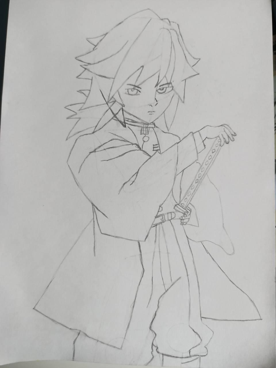 Tomioka sketch