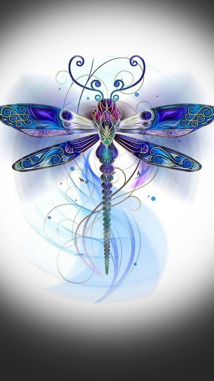 Dragonflies 2 Wallpaper By Mentalterm 7d Free On Zedge