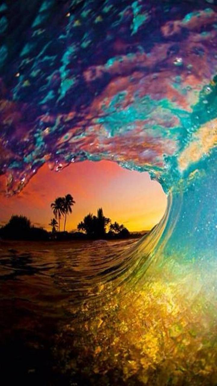 Cool Waves Wallpaper By Marzqw 80 Free On Zedge