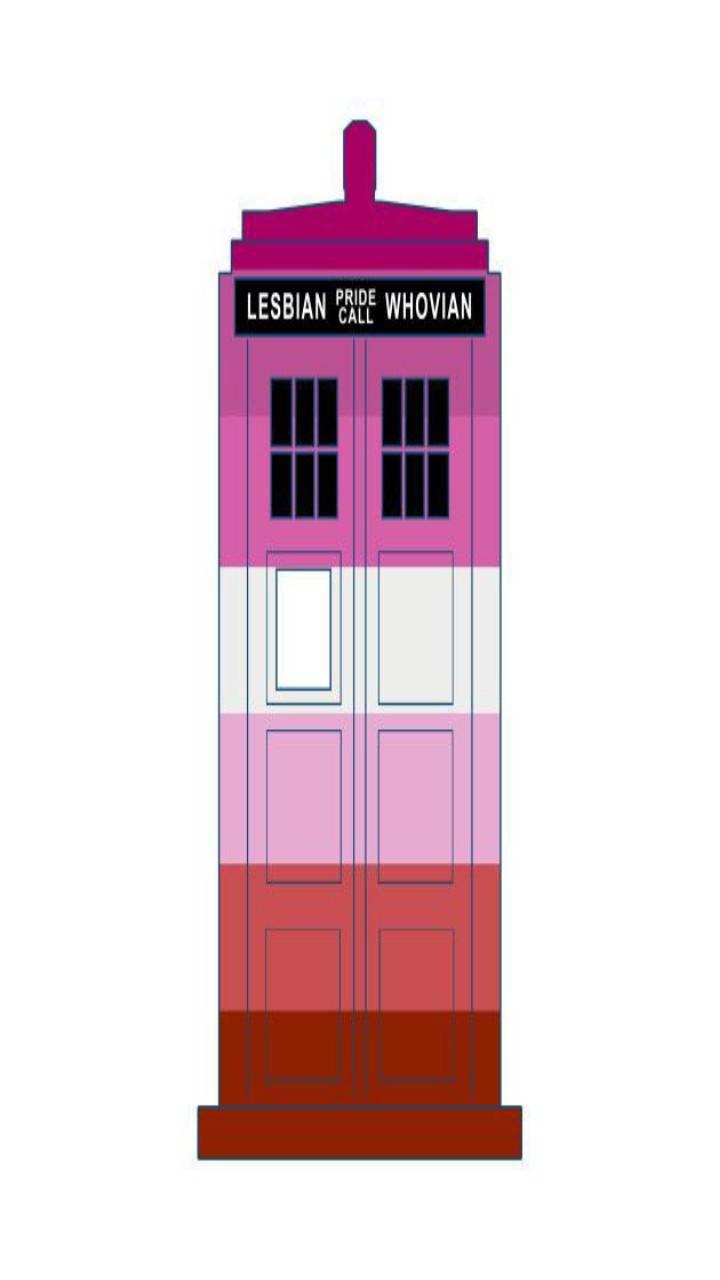 Lesbian Whovian