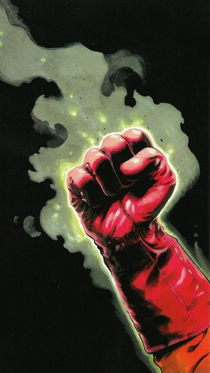 Saitama fist