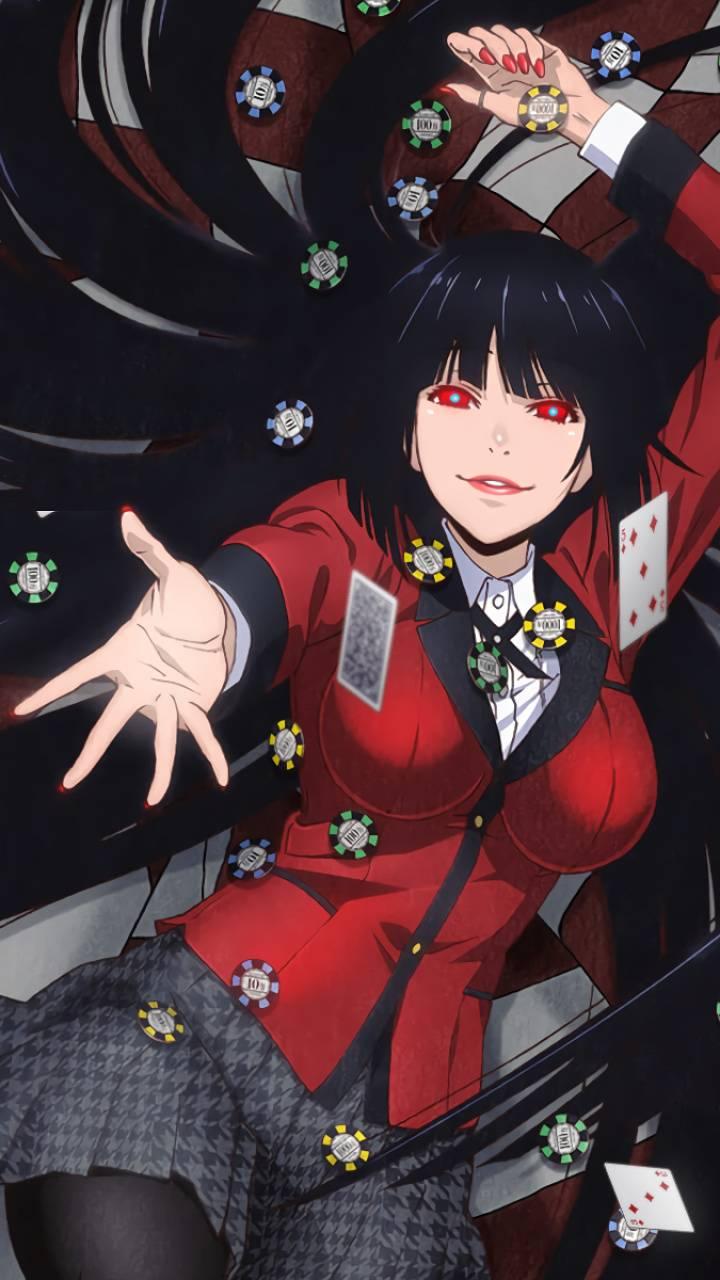 Yumeko Jabami wallpaper by DMenTx - ee - Free on ZEDGE™
