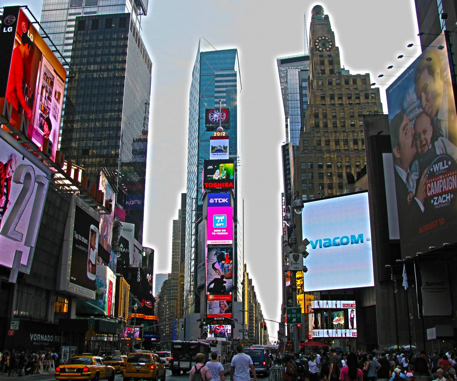 Time Square Wallpaper By Naskomahleliev 5f Free On Zedge