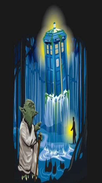 Yoda dr who