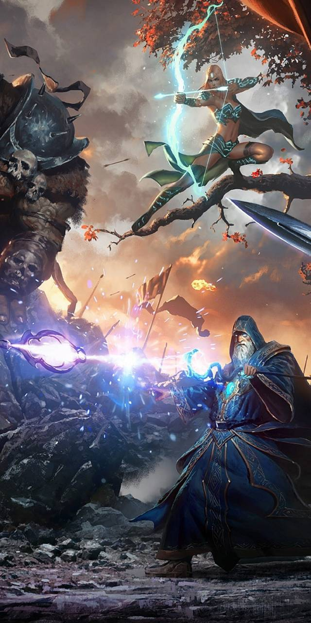 Fantasy Warriors