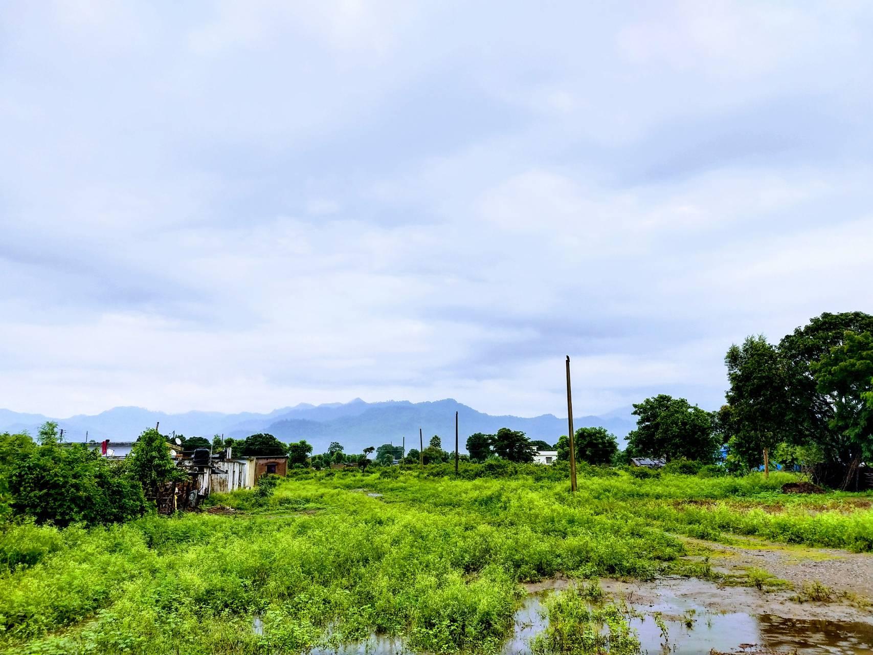 Uttrakhand mountains