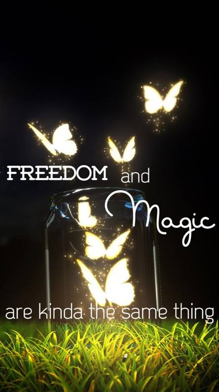 Freedom and Magic