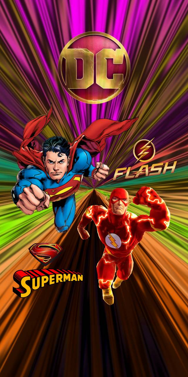 superman flash