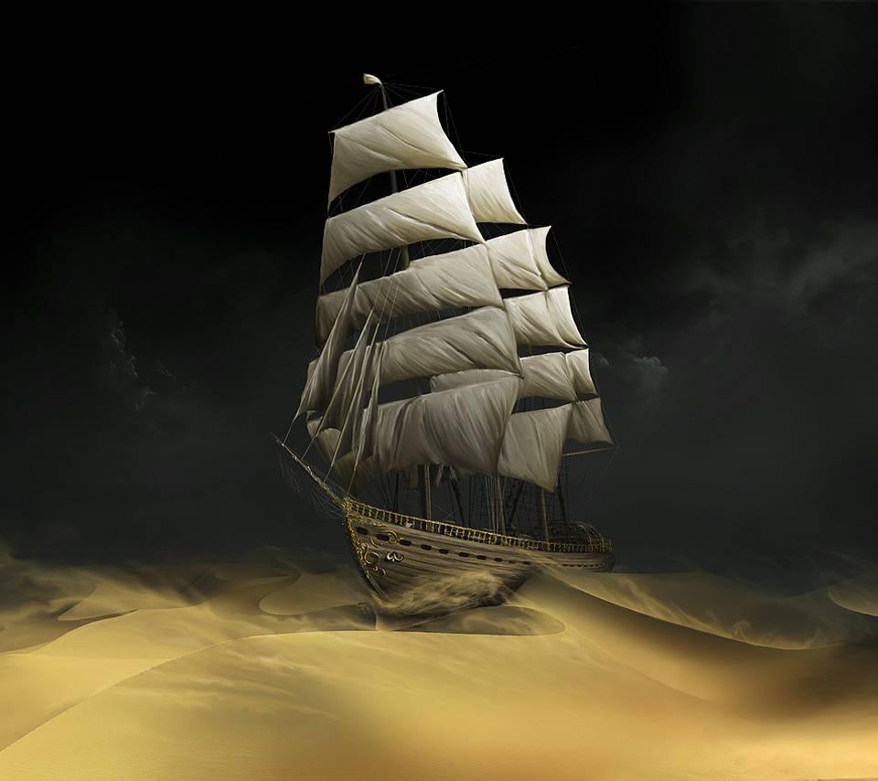Lost Pirate Ship