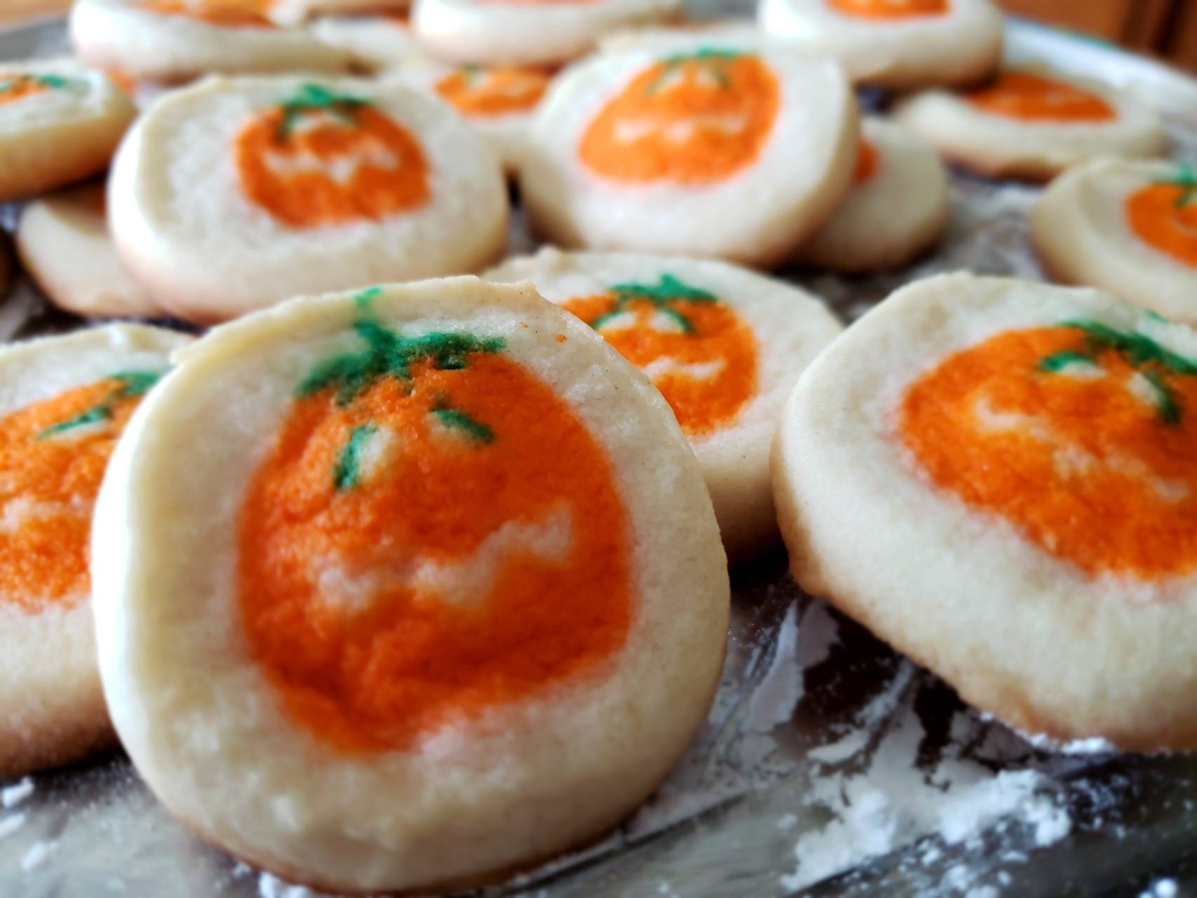 Jack-O-Cookie Patch