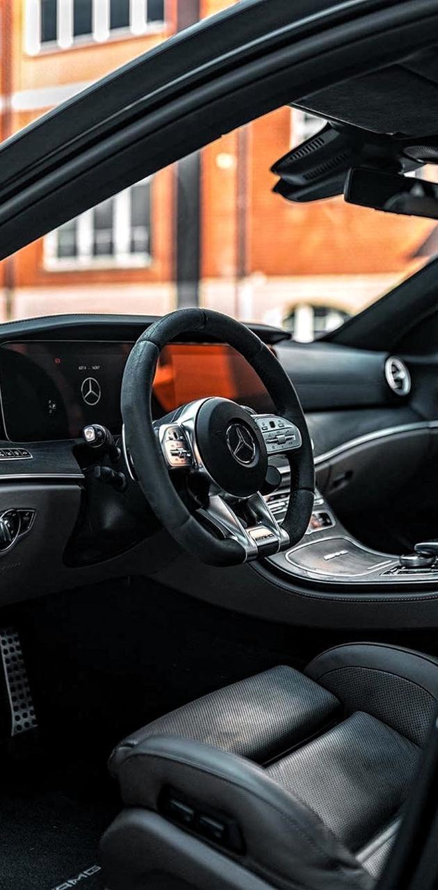 E63s interior