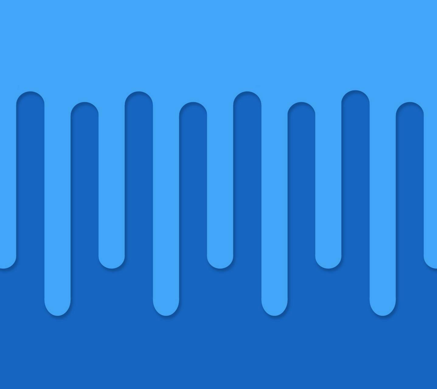 Dripply Blue
