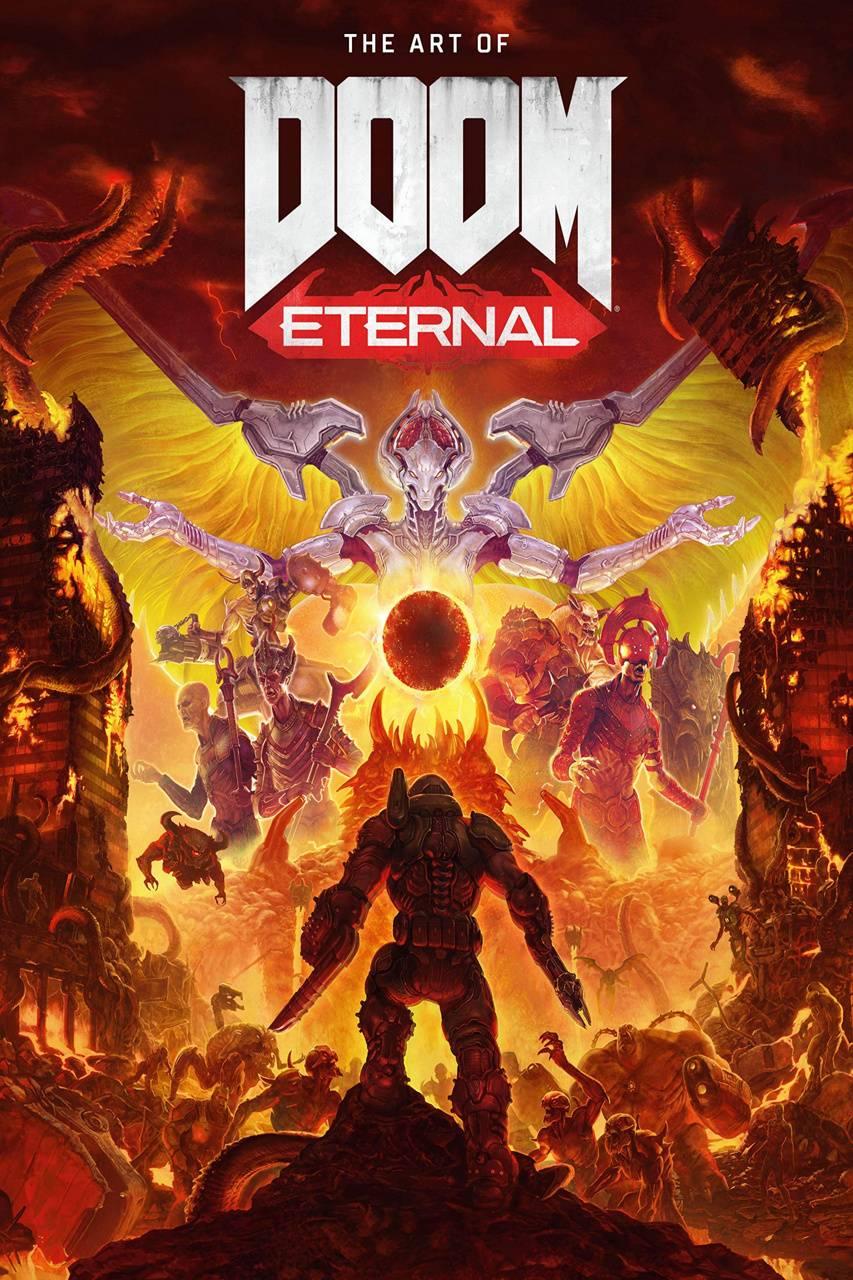 Doom Eternal Wallpaper By Spacecatmarine 80 Free On Zedge
