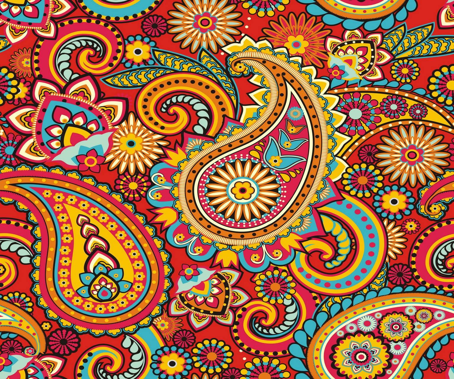 Paisley Abstract