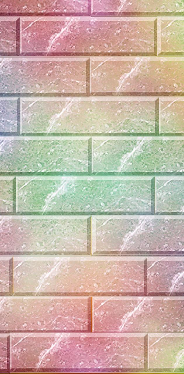 Marble Brickwall 3