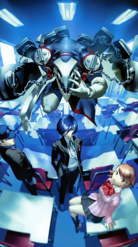 Persona 3 Fes Ringtones And Wallpapers Free By Zedge