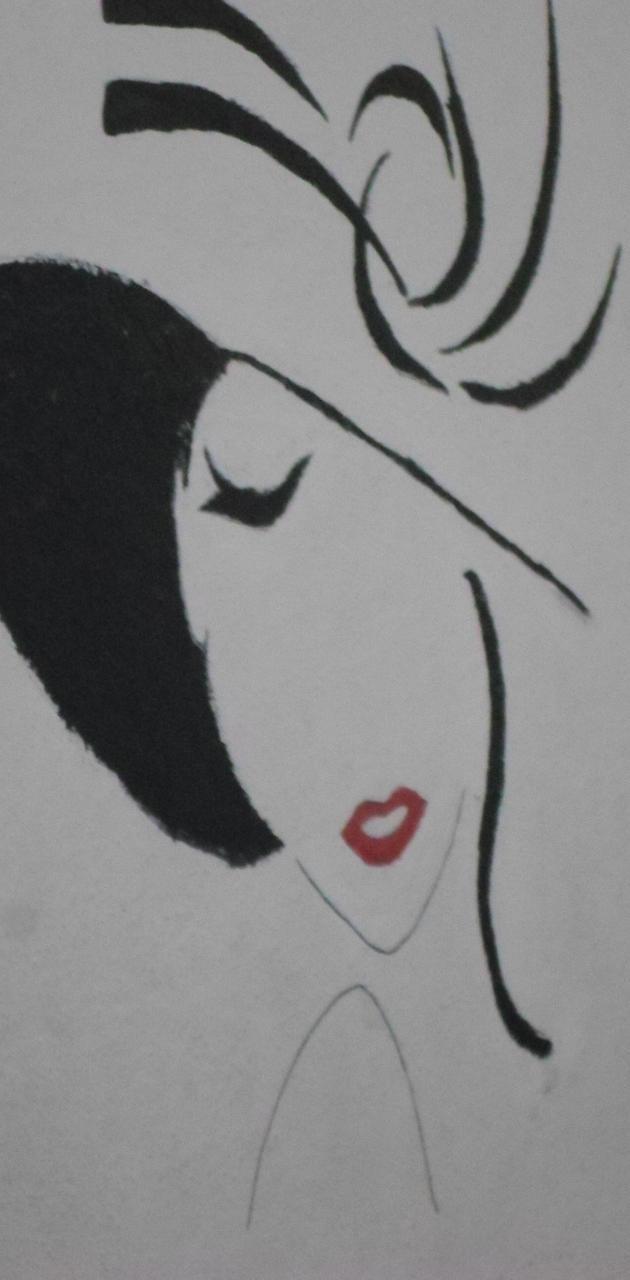 Lady sketch