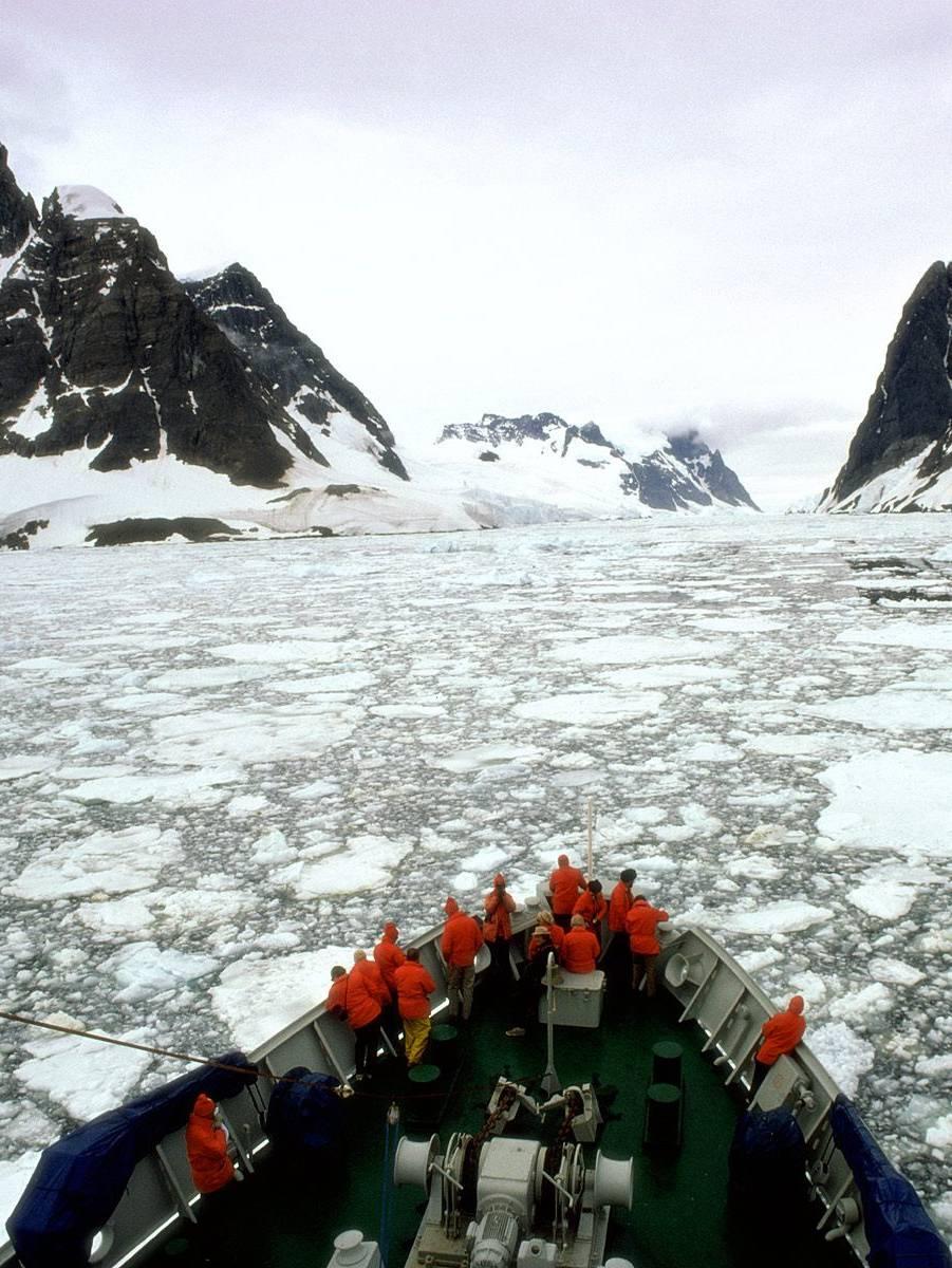 Antartic Travel