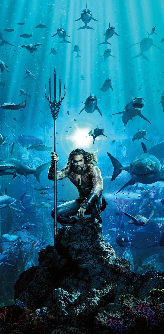 Aqua King With Army