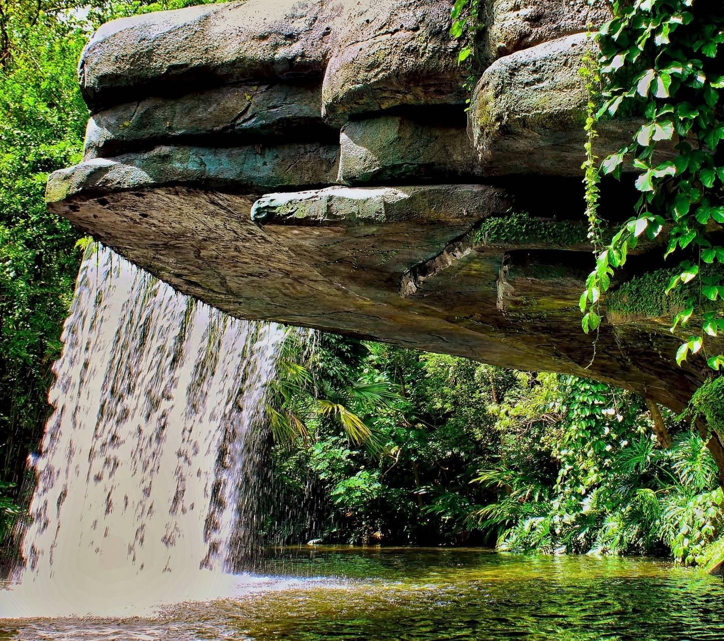 vz water fall