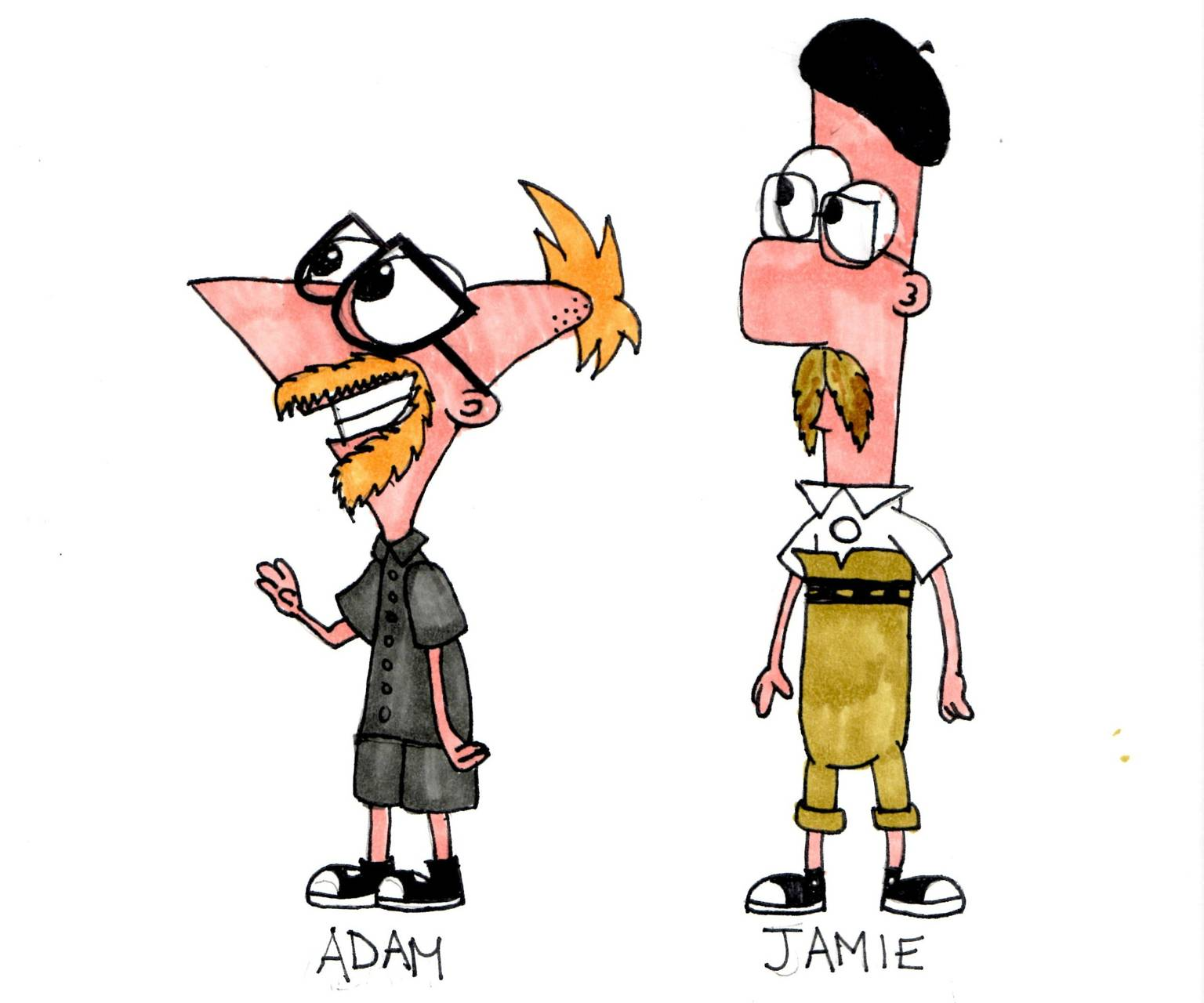 Mythbusters Phineas