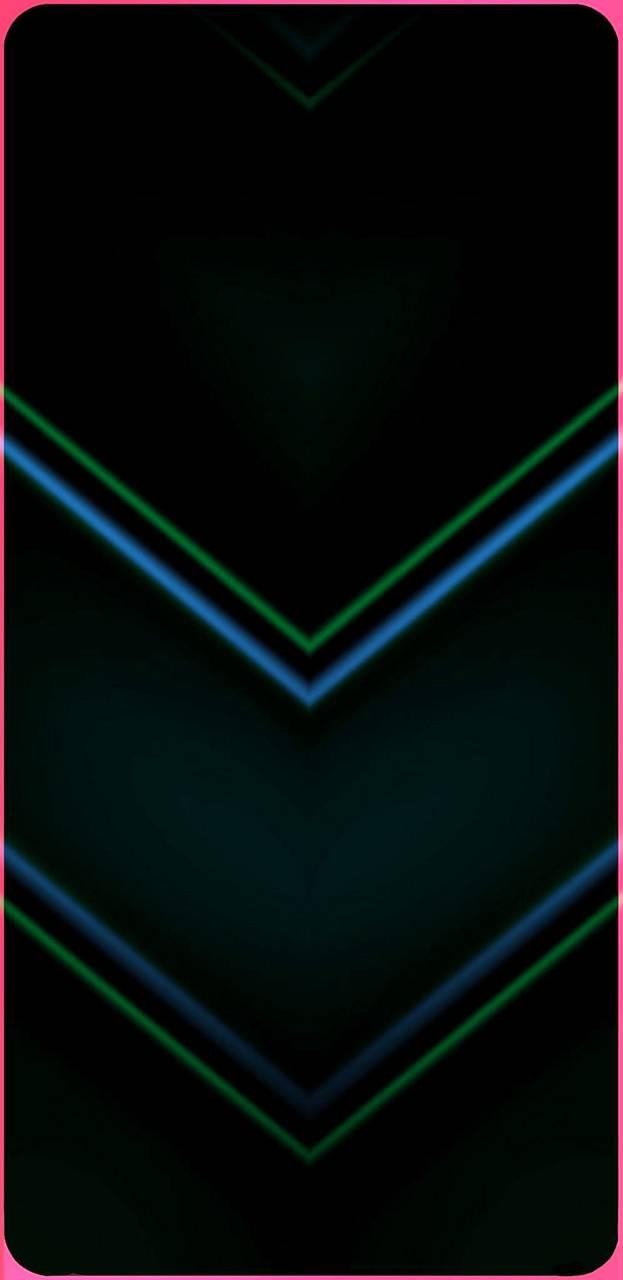 S8 corner edge color