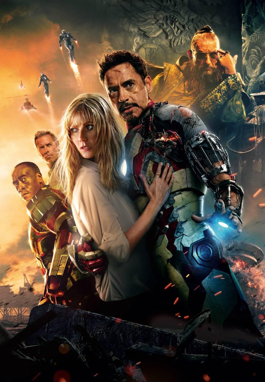 Iron Man 3 Wallpaper By Silverbull735 1b Free On Zedge