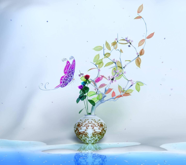 Home Flower Plant