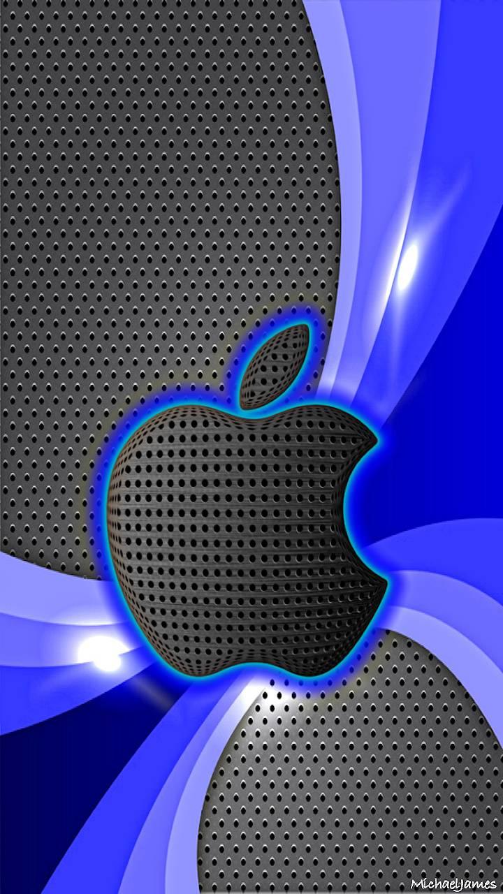 Apple Mesh Blue