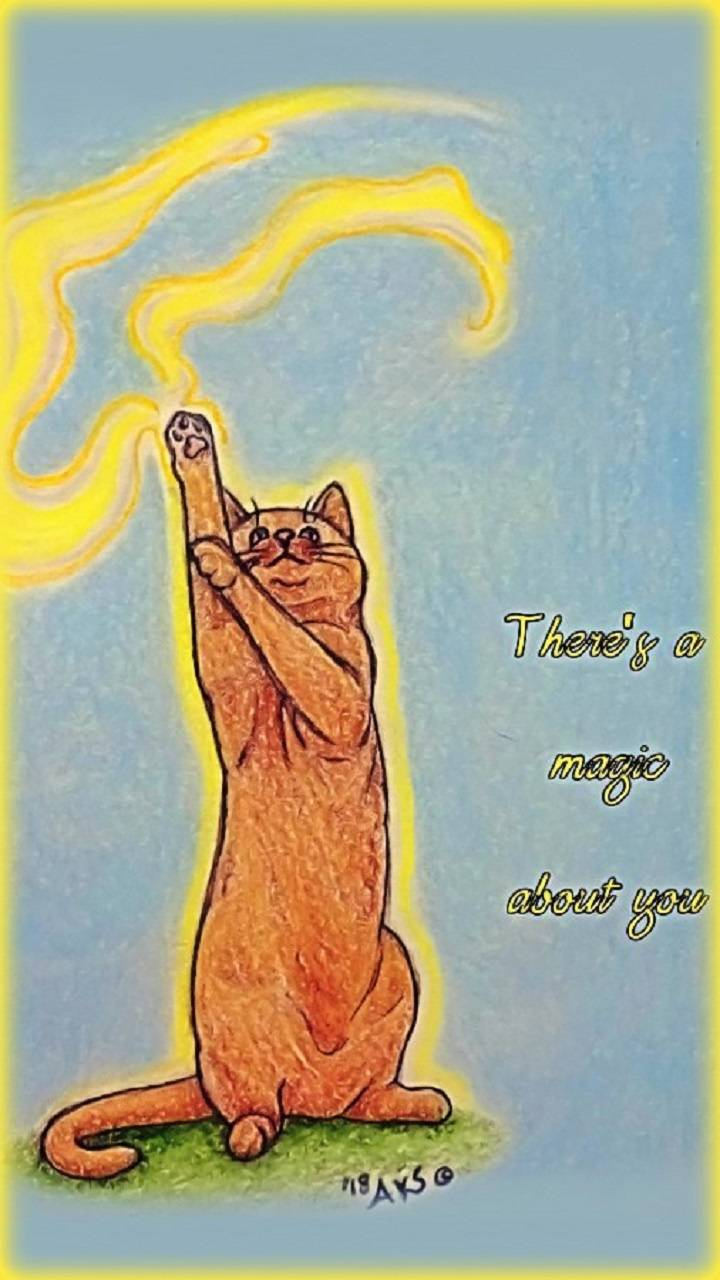 Magic In You Cat