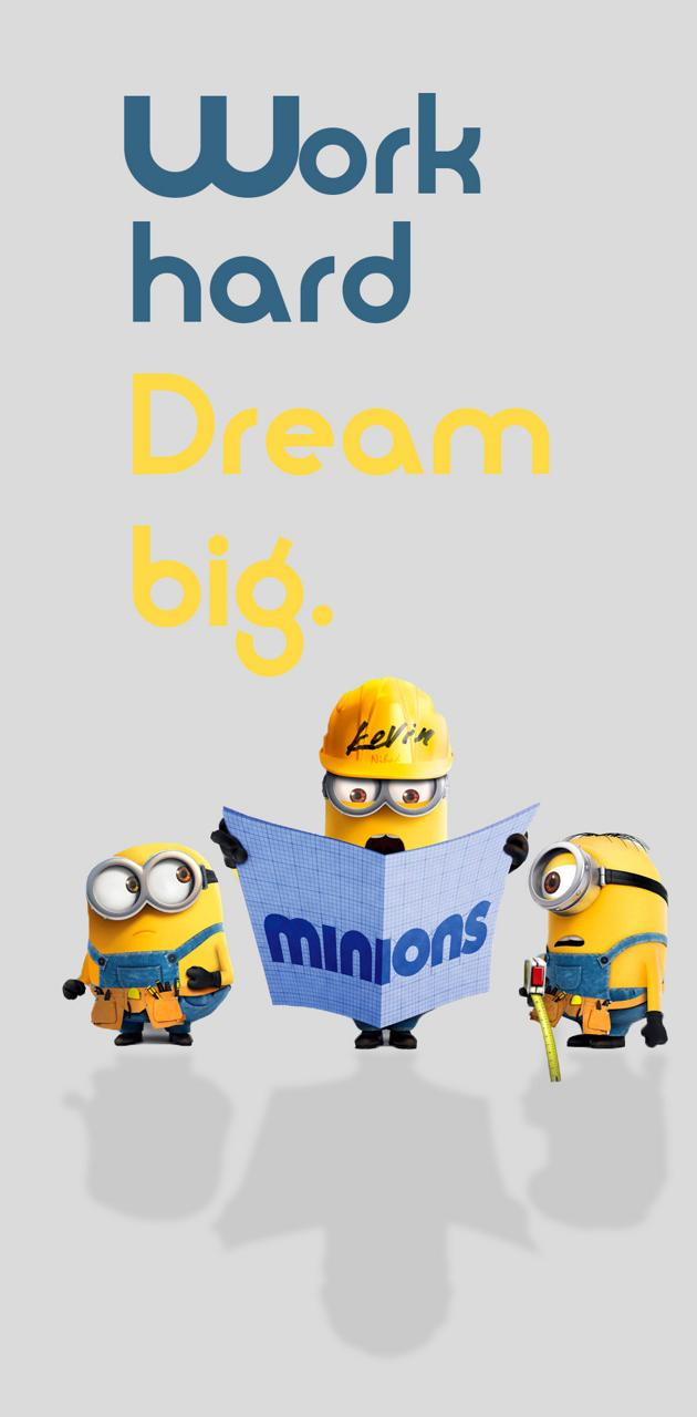 Minions-workers