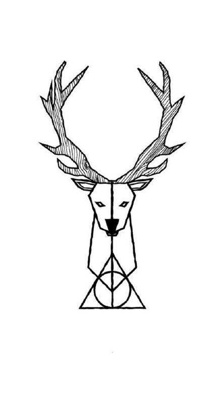 Deer Deathly Hallows