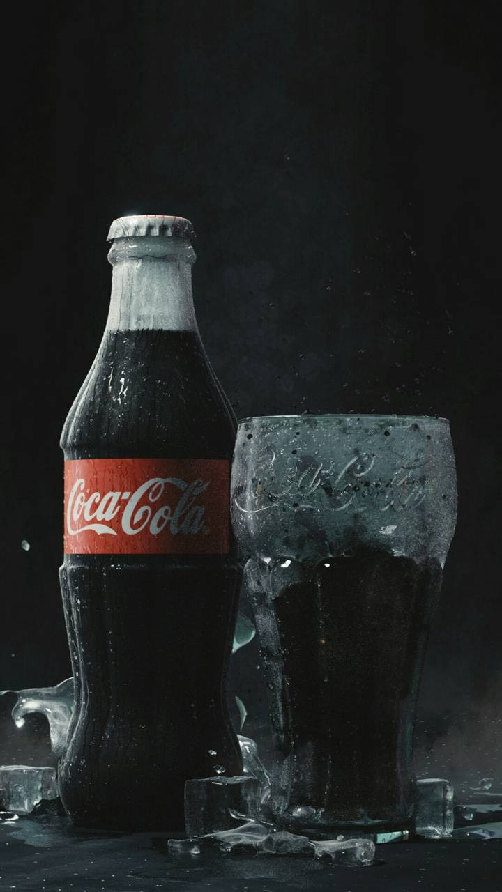 Ice CocaCola