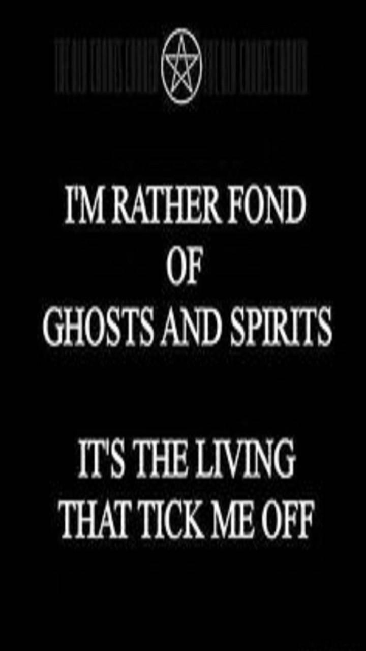 SpiritsVSLiving