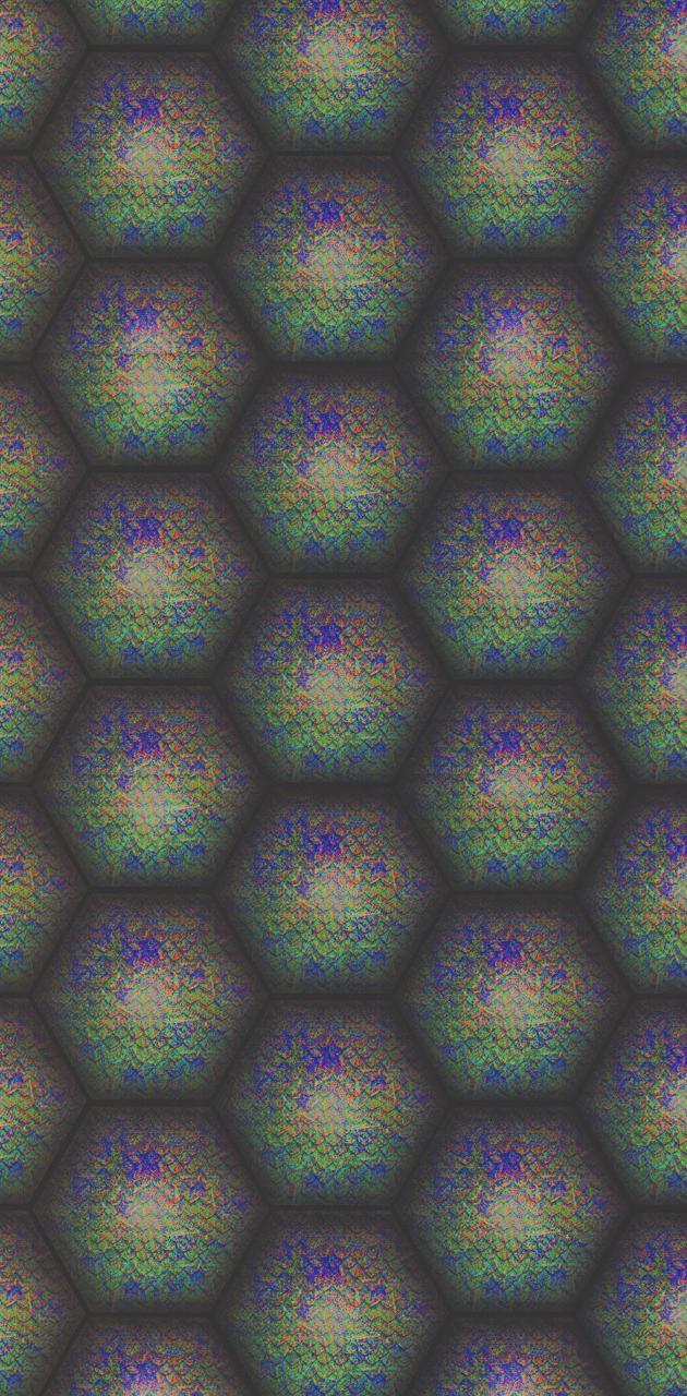 Acid Honeycomb