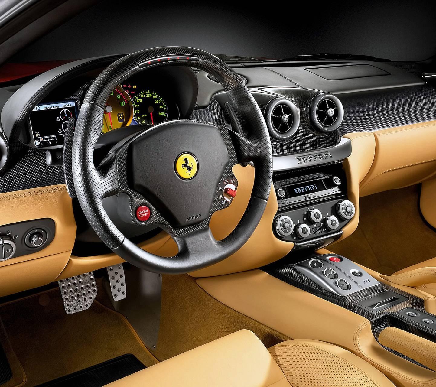 Ferrari View