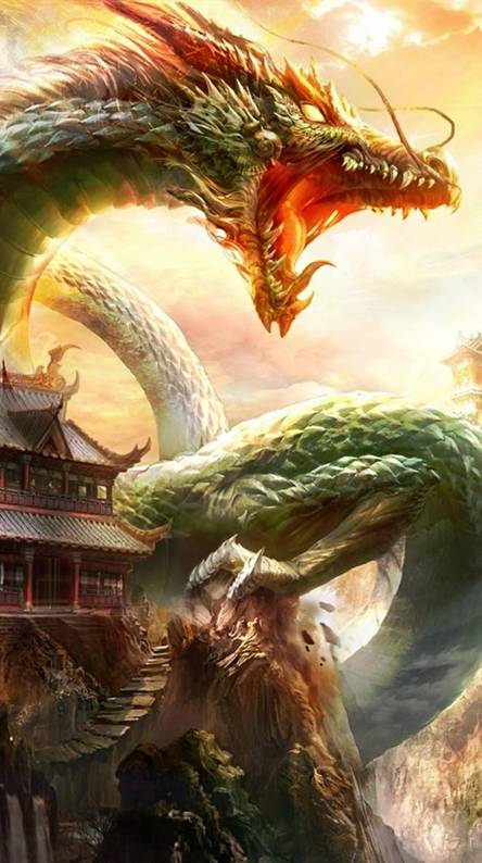 Chinese Dragons Wallpapers Free By Zedge