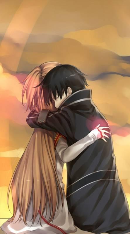 Anime Hug