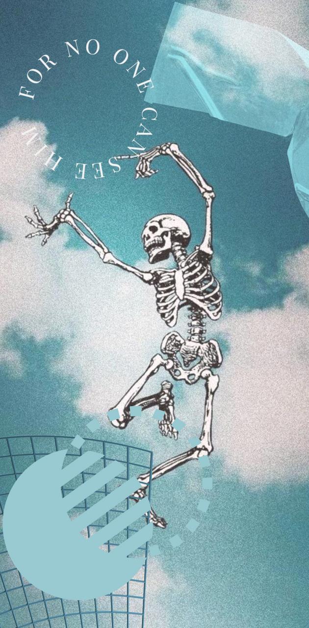 Skeleton in the sky